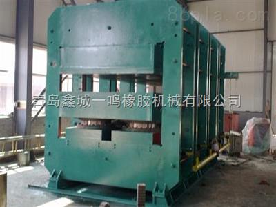 XLB-18.00MN青岛大型框式平板硫化机