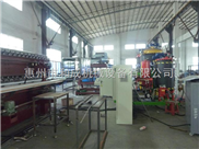 (二组份)彩钢瓦夹心板连续生产设备