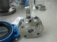 Q71F不锈钢薄型球阀(捷流阀门,台湾品质)