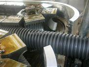 优质高速PE单壁波纹管生产线 尽在青岛北塑机械