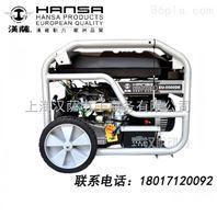 四冲程汽油发电机