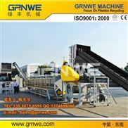 回收高压pe塑料薄膜设备,LDPE薄膜清洗回收生产线设备厂家价格