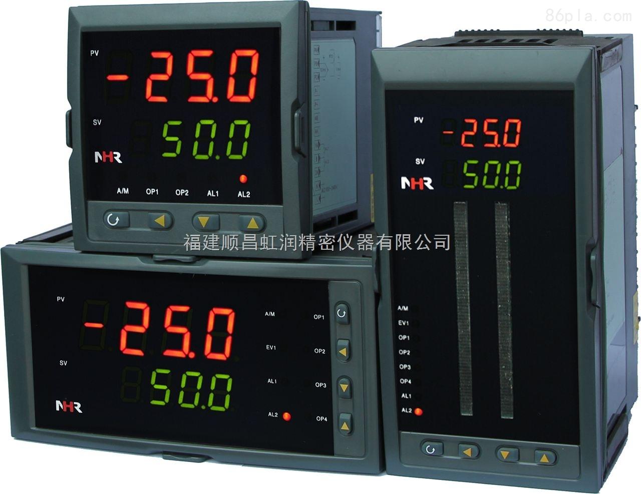 虹润NHR-5500系列系列手动操作器