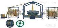 广华 S—YZJ-850/6S供应塑编袋成套设备小凸轮六梭塑料圆织机