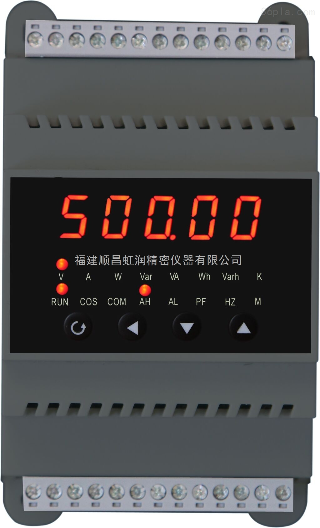 虹润NHR-D13系列单相LED显示智能电量变送器