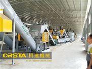 RP900-浙江PET清洗线,CRSTA处理矿泉水瓶